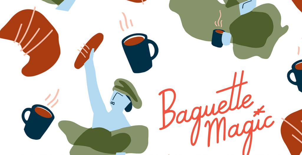 Baguette Magic Graphic