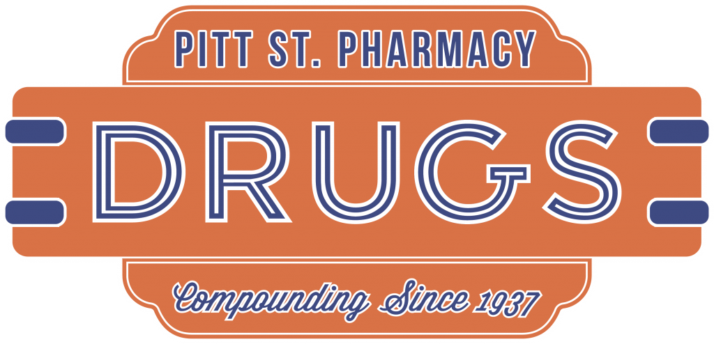 Pitt Street Pharmacy Graphic