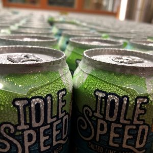 Idle Speed Cans Close-Up